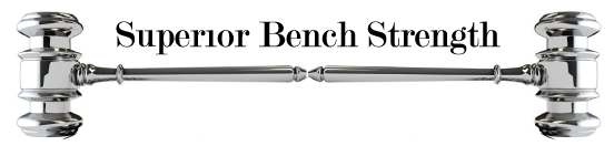 Superior Bench Strength