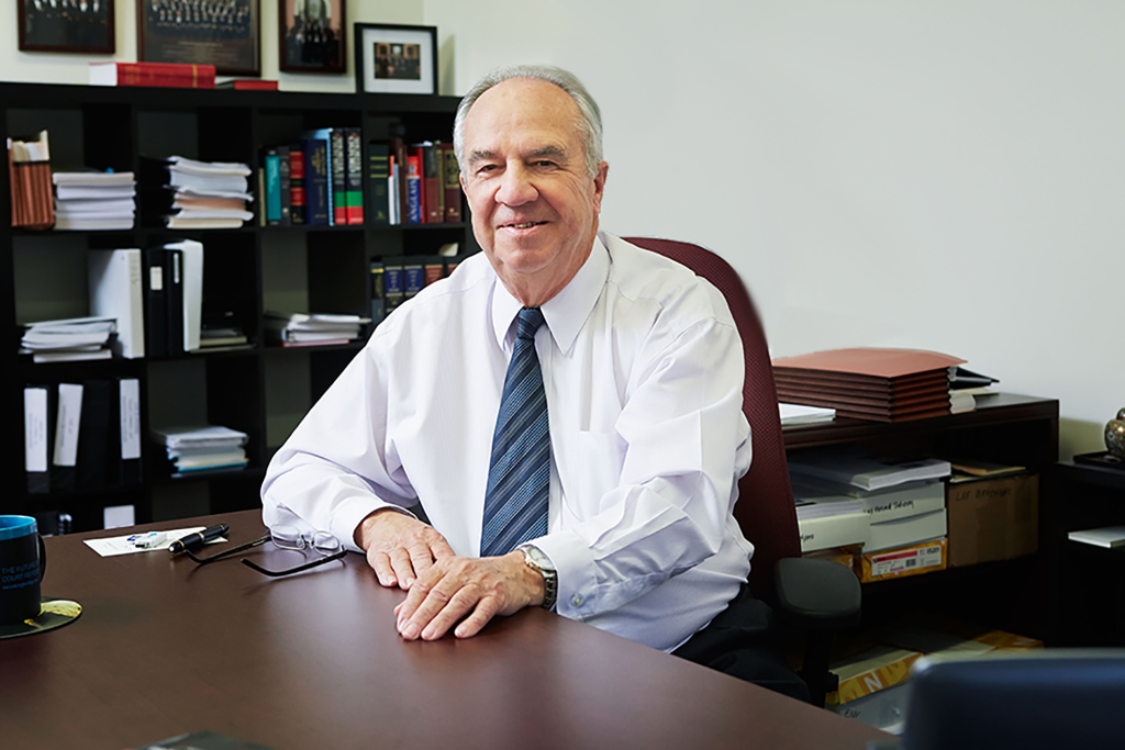 Lee Ferrier is appointed by order of the Ontario Superior Court of Justice