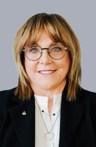 THE HONOURABLE Sandra Chapnik